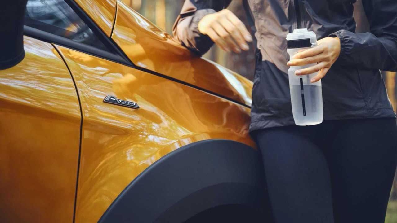 Ford EcoSport Active - Teaser