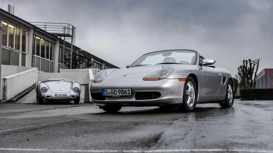 La Porsche Boxster a 25 ans