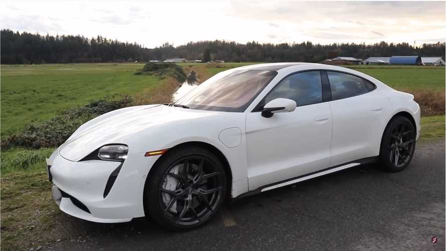 Tesla Owner Drives Porsche Taycan Turbo: Offers Honest Review