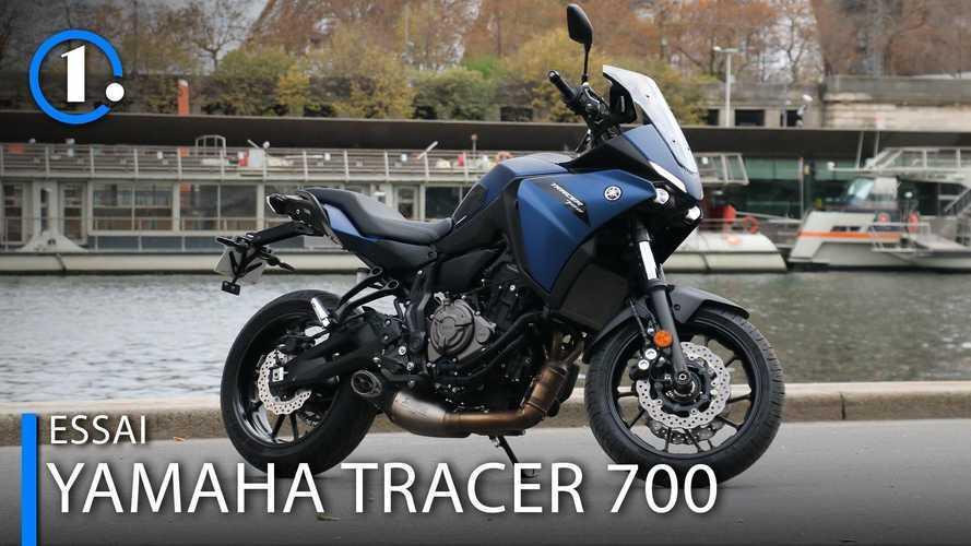 Essai Yamaha Tracer 700 (2020) - Athlète du quotidien