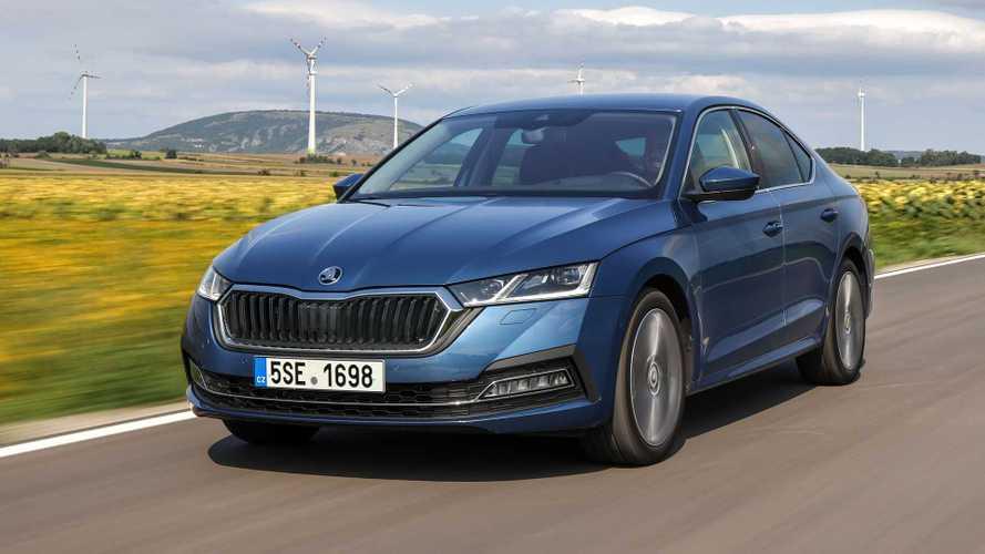 Skoda Octavia (2021): Neue Motoren und Antriebe