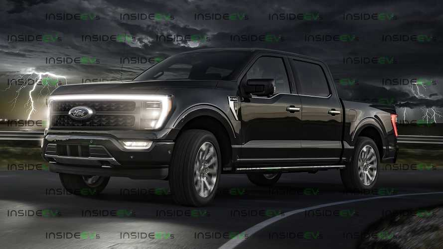 Future Ford F-150 Electric - Rendering Gives Us The Best Look Yet