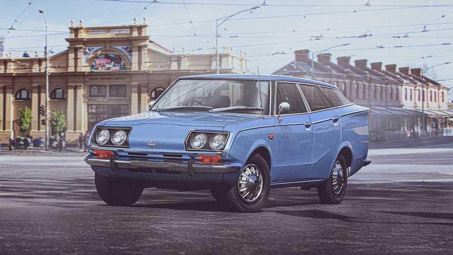 7 Mobil Listrik jika Didesain di Era 1960-an