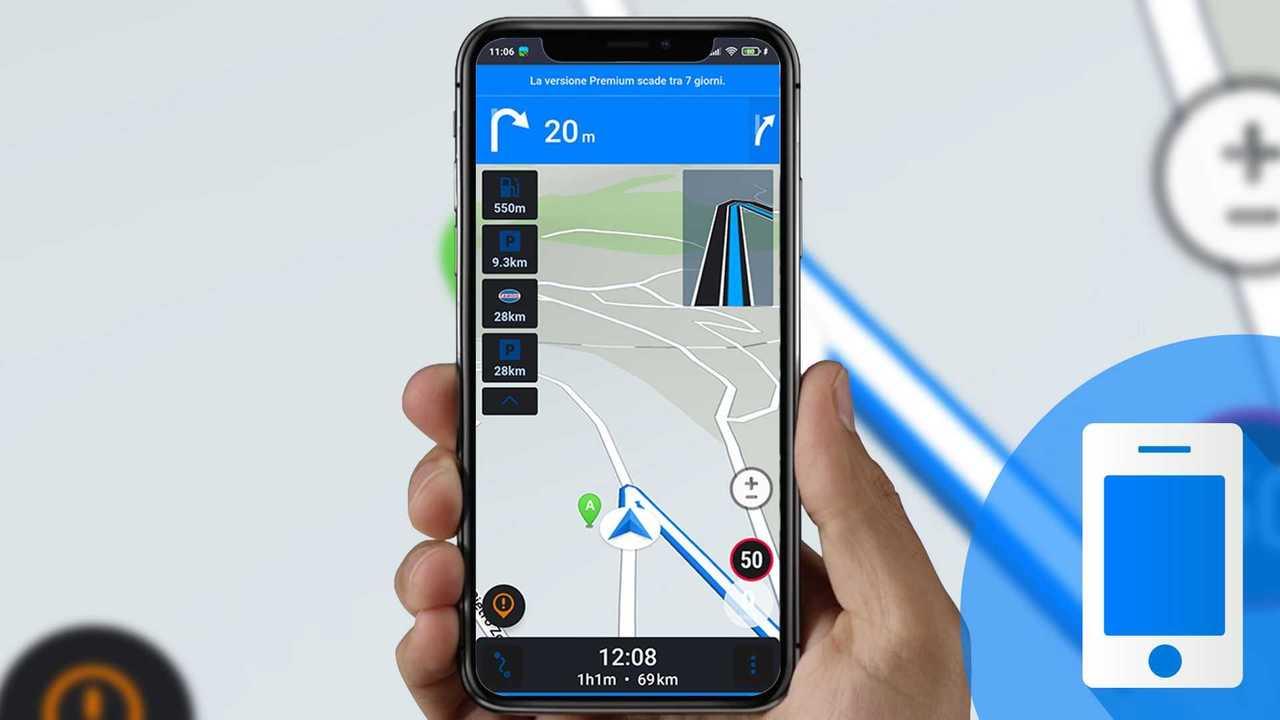 Sygic app tech gennaio 2021