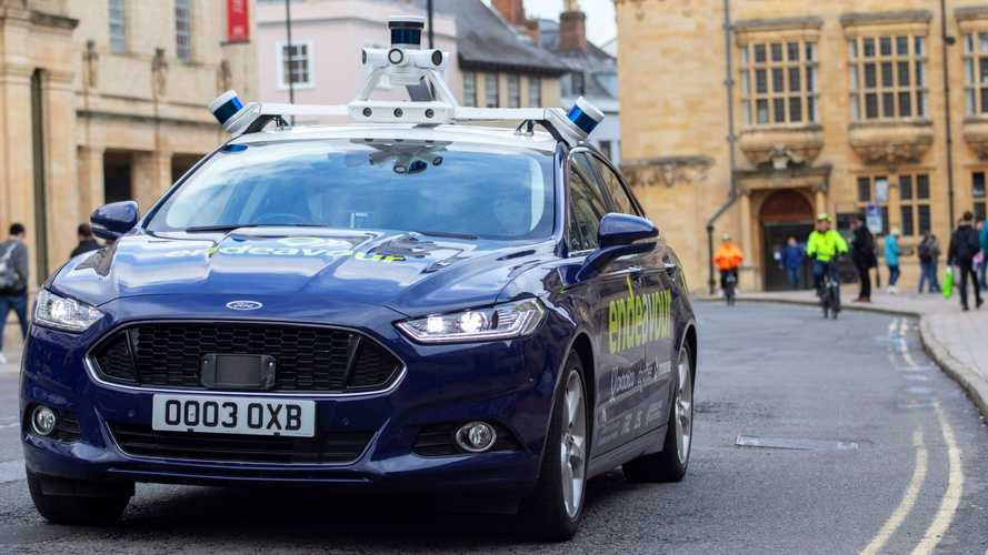 Autonomous vehicles begin testing in the heart of Oxford