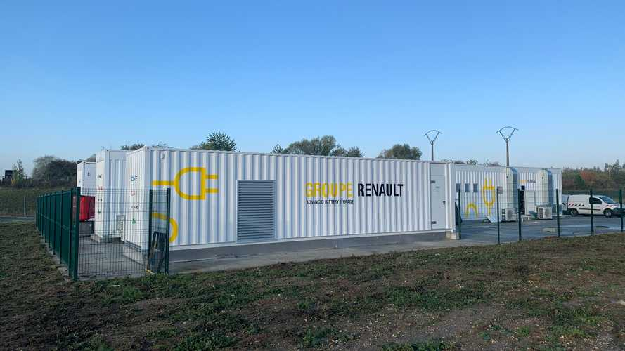 Renault energy storage systems