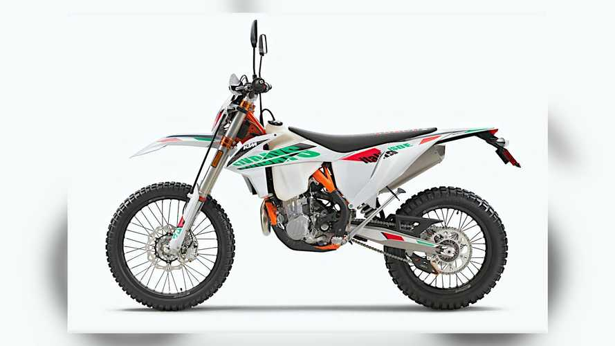 2021 KTM 500 EXC-F Six Days Edition
