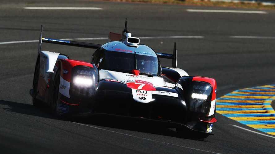 Kobayashi offre la pole à Toyota, Rebellion en première ligne !
