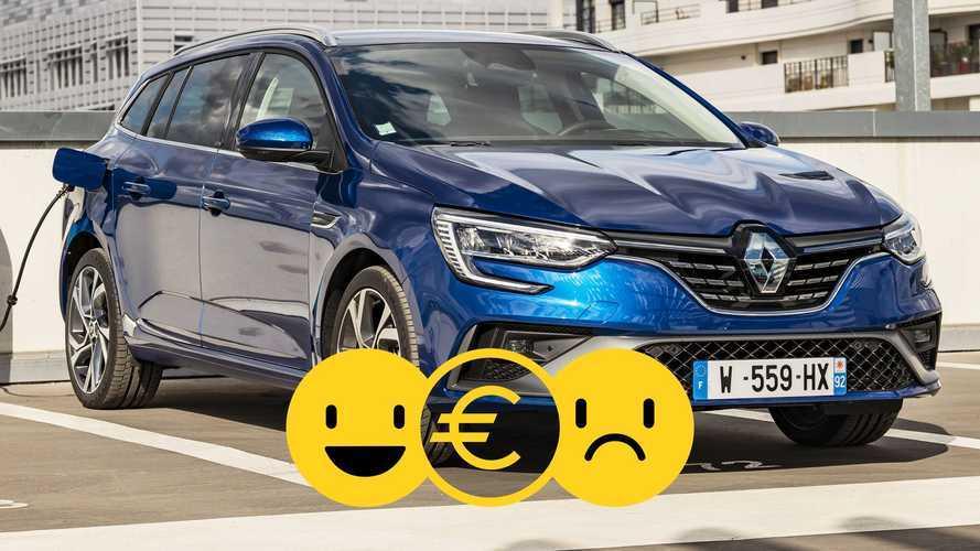 Promozione Renault Megane Sporter E-Tech, perché conviene e perché no