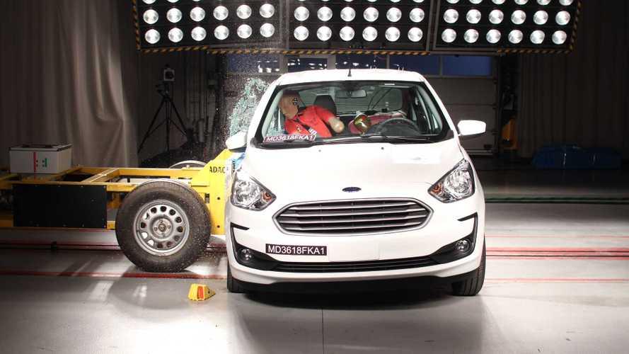 Latin NCAP: Ford Ka e Hyundai HB20 tiram nota zero em teste de colisão