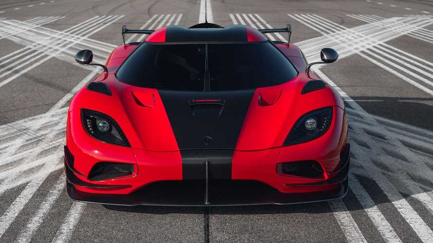 Koenigsegg Agera RS Refinement, Model One-off Terinspirasi dari One:1