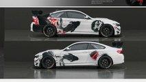 BMW M4 GTS four design liveries