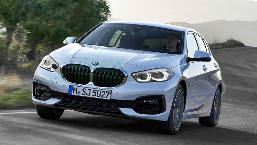 BMW-Modellpflege zum Herbst 2020: Neuer 116i und 120i