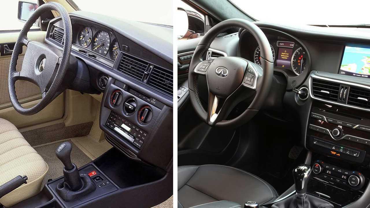 Mercedes-Benz: одинокий подрулевой рычажок