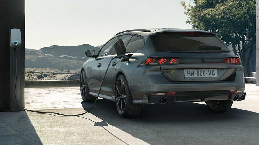 Peugeot 508 PSE 2020: precios del híbrido PHEV de altas prestaciones