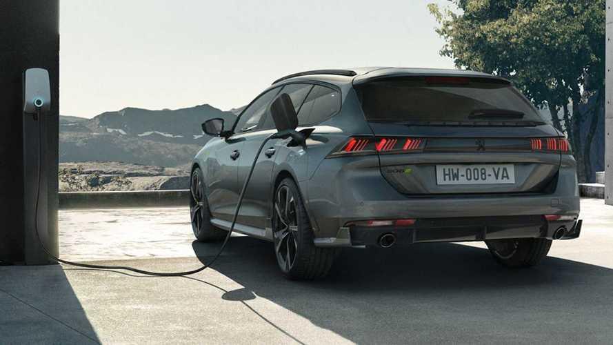 Peugeot 508 PSE 2020: altas prestaciones electrificadas