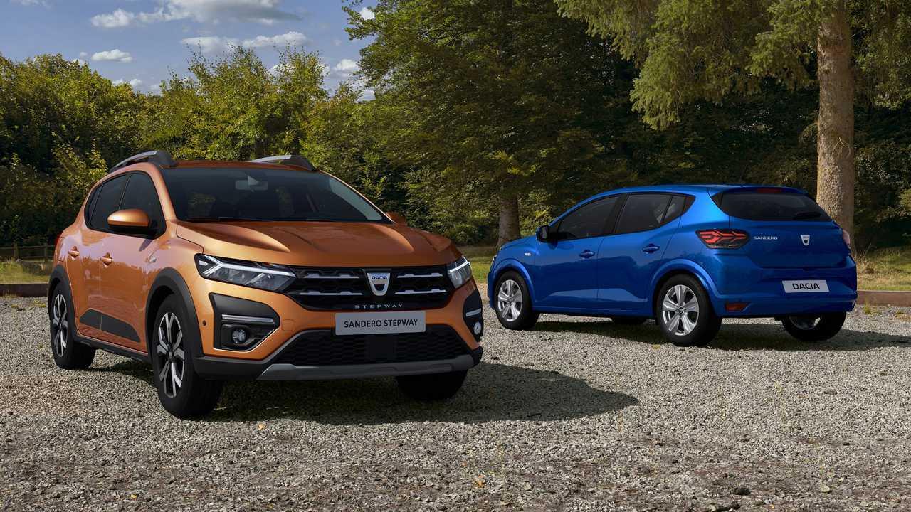 Dacia Sandero und Sandero Stepway (2020)