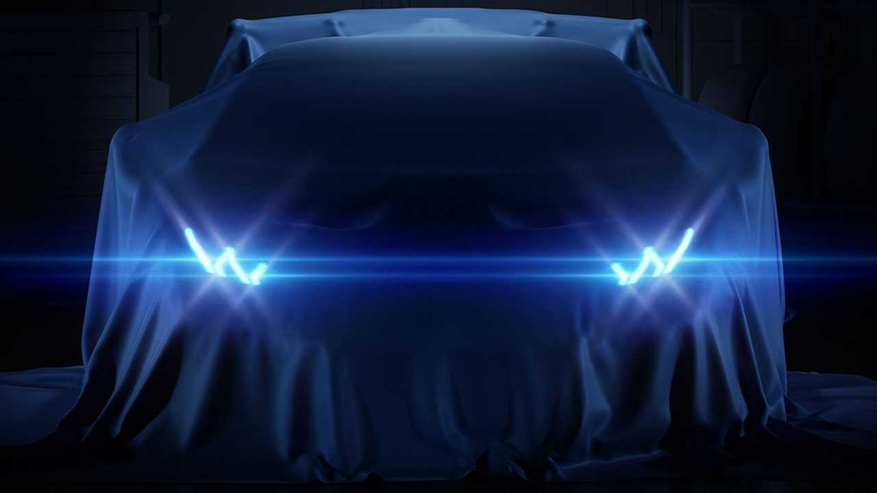 Lamborghini Huracan STO Teaser