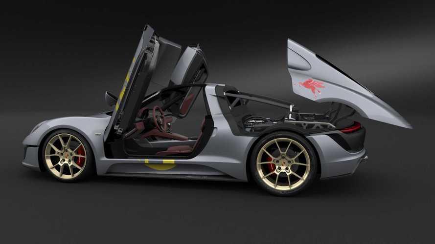 Porsche Le Mans Living Legend Was An Eight-Cylinder Nod To The Past