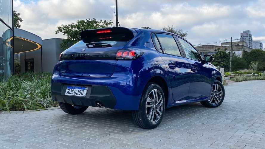 Peugeot 208 não escapa de novo aumento de preço e chega aos R$ 96.990