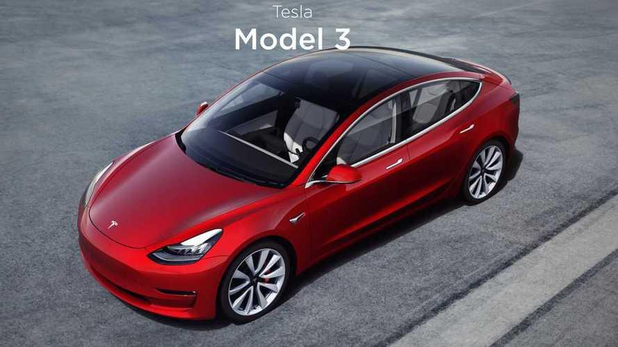 Tesla Model 3'e Kanada'da 150 km'lik menzilli bir versiyon geldi!