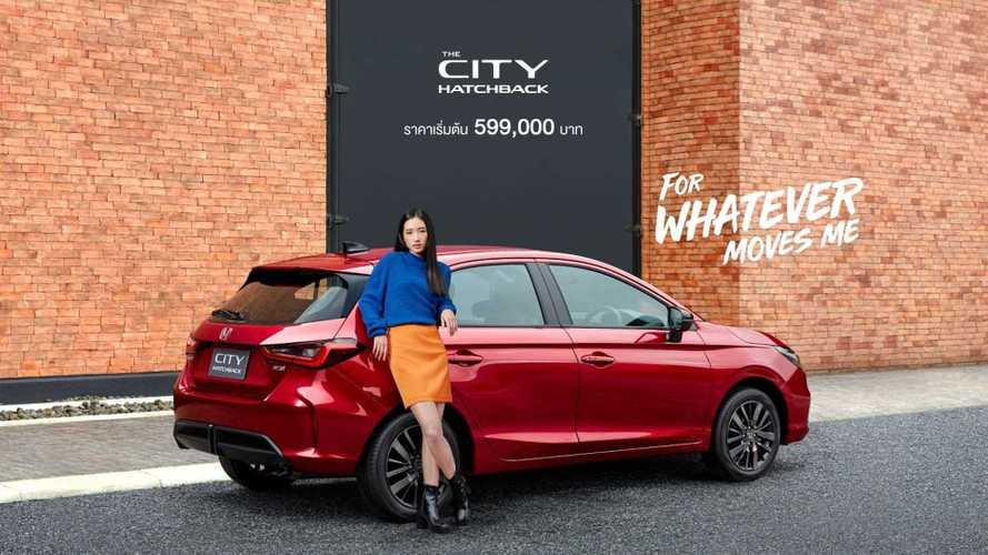 HPM Umumkan Harga Honda City Hatchback RS di Indonesia