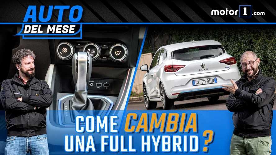 Renault Clio Hybrid, quanto consuma la piccola con 3 motori?