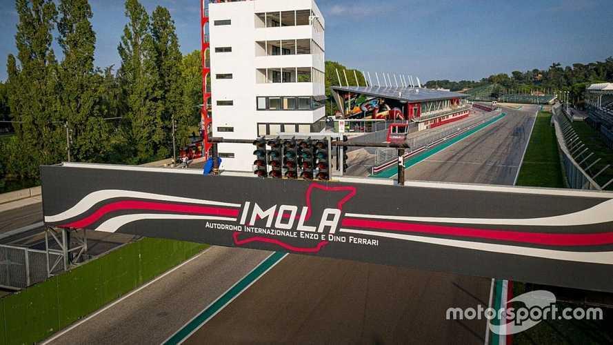 Le Grand Prix d'Imola se tiendra finalement à huis clos