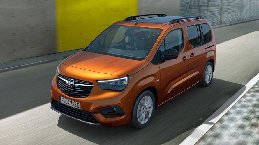 Opel Combo-e Life: Jetzt auch Freizeitversion mit E-Antrieb