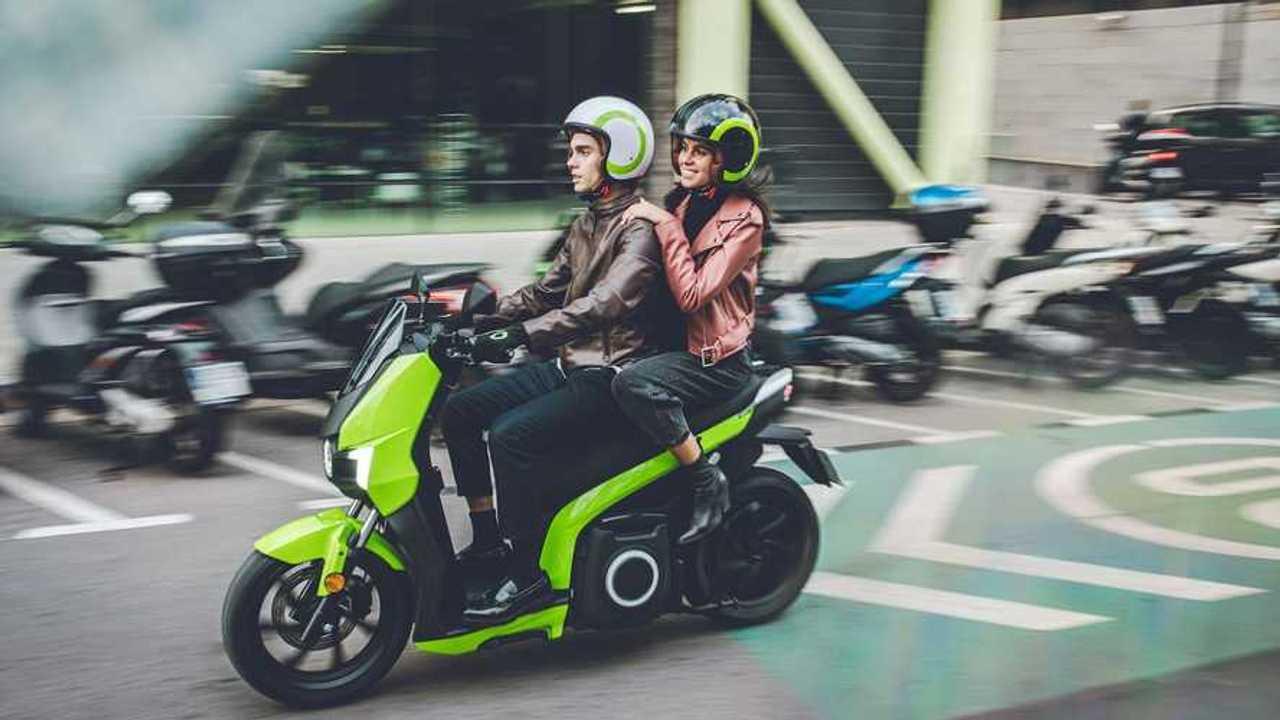 Silence Markalı Elektrikli Scooter'lar Türkiye'de