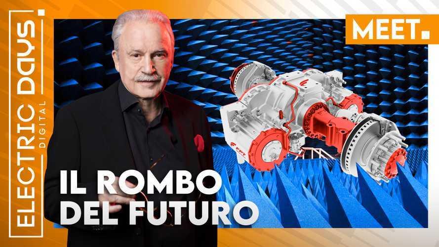 Da FPT Industrial e Giorgio Moroder il sound del motore del futuro