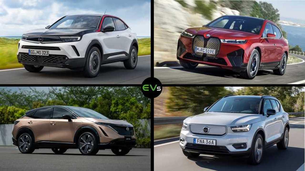 Elektro-SUVs: Alle Modelle auf dem Markt