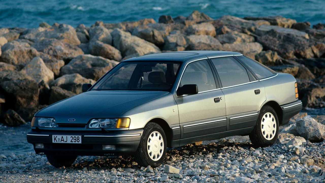 Ein Rückblick auf den Ford Scorpio, der 1985 auf den Markt kam