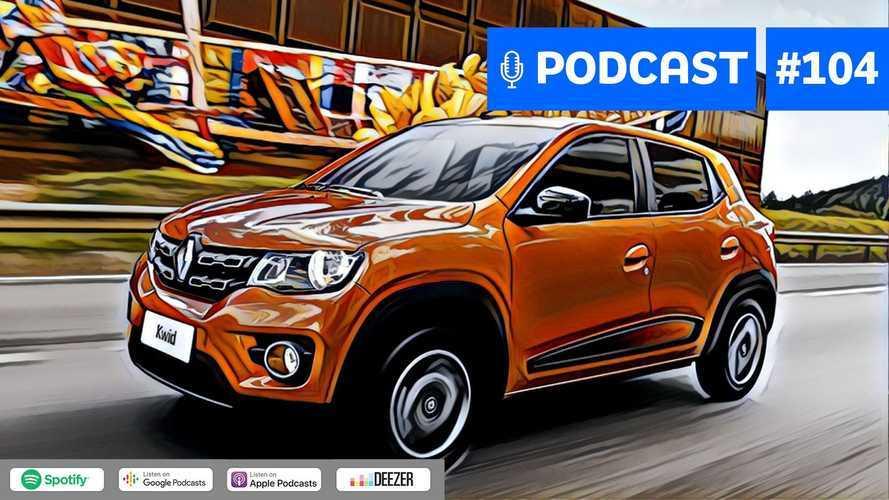Motor1.com Podcast #104: Vale a pena ter um carro por assinatura?