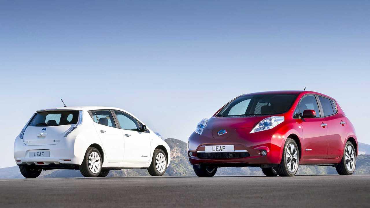 Nissan Leaf, 10 anni di storia
