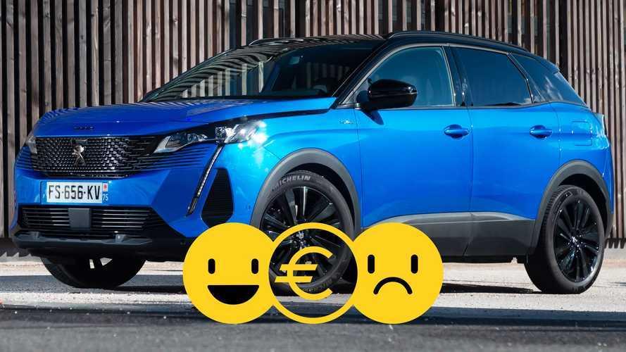 Promozione Peugeot 3008 noleggio Flex&Free, perché conviene e perché no