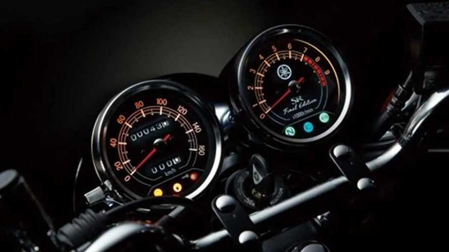 2021 Yamaha SR400