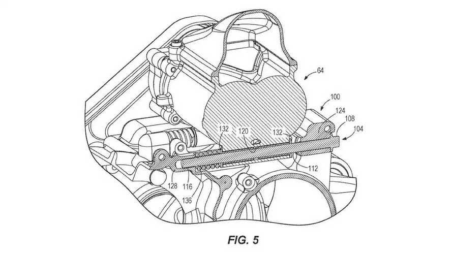 Harley-Davidson Supercharger Patent