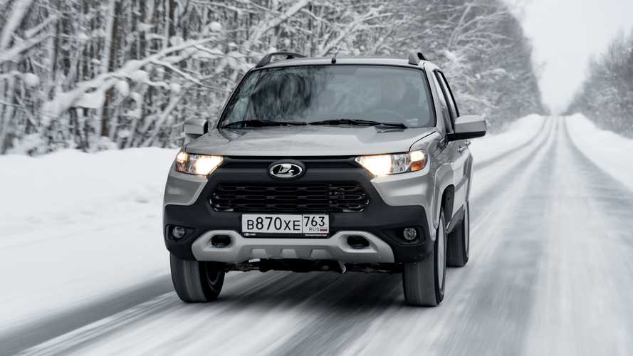 В России начались продажи Lada Niva Travel
