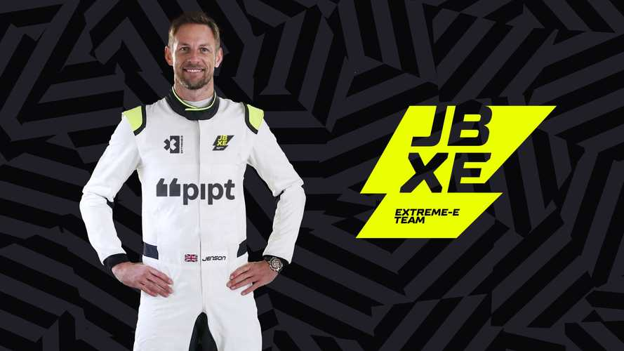 Extreme E - Jenson Button patron et pilote !