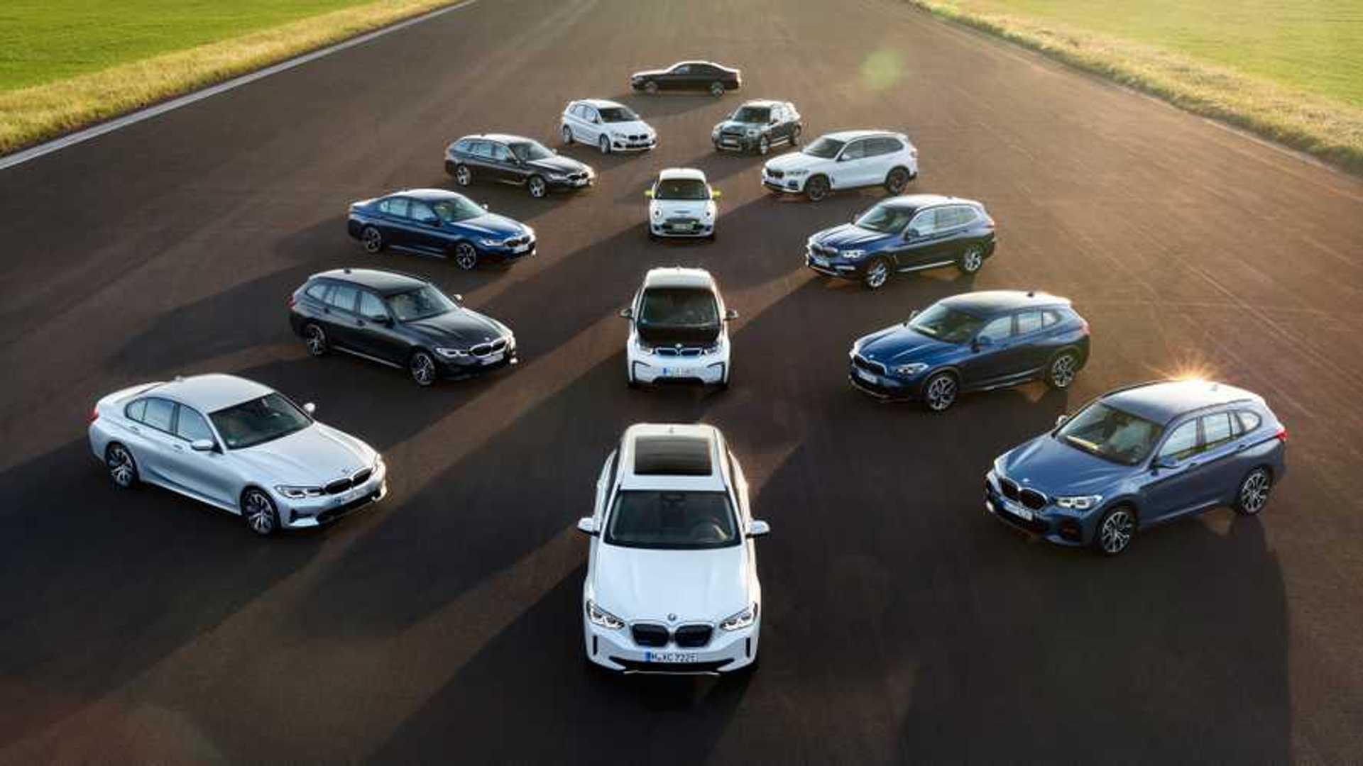 BMW упрощает модельный ряд, чтобы сократить расходы и профинансировать разработку электромобилей