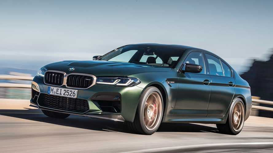 BMW M5 CS 2021: una superberlina de récord