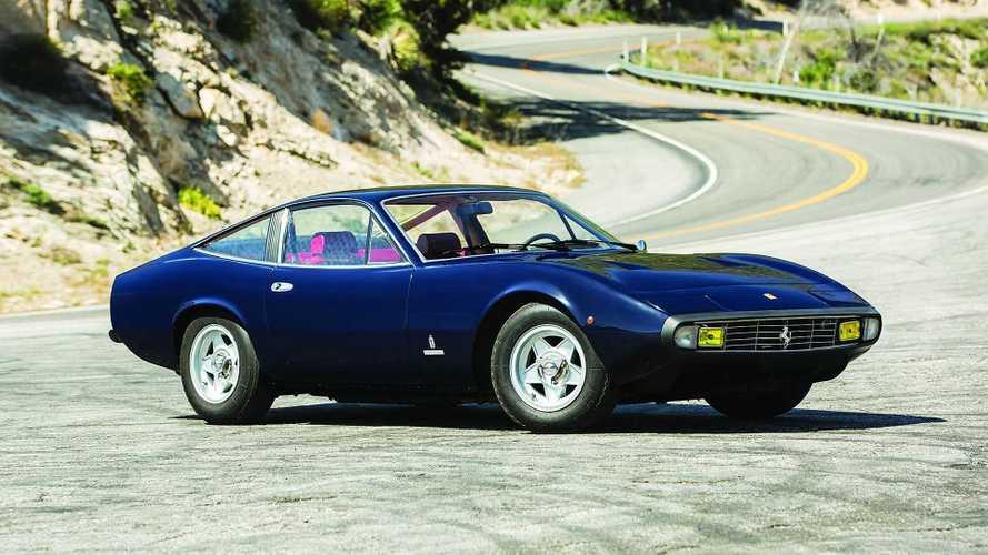 Ferrari 365 GTC/4, la prima granturismo moderna ha 50 anni