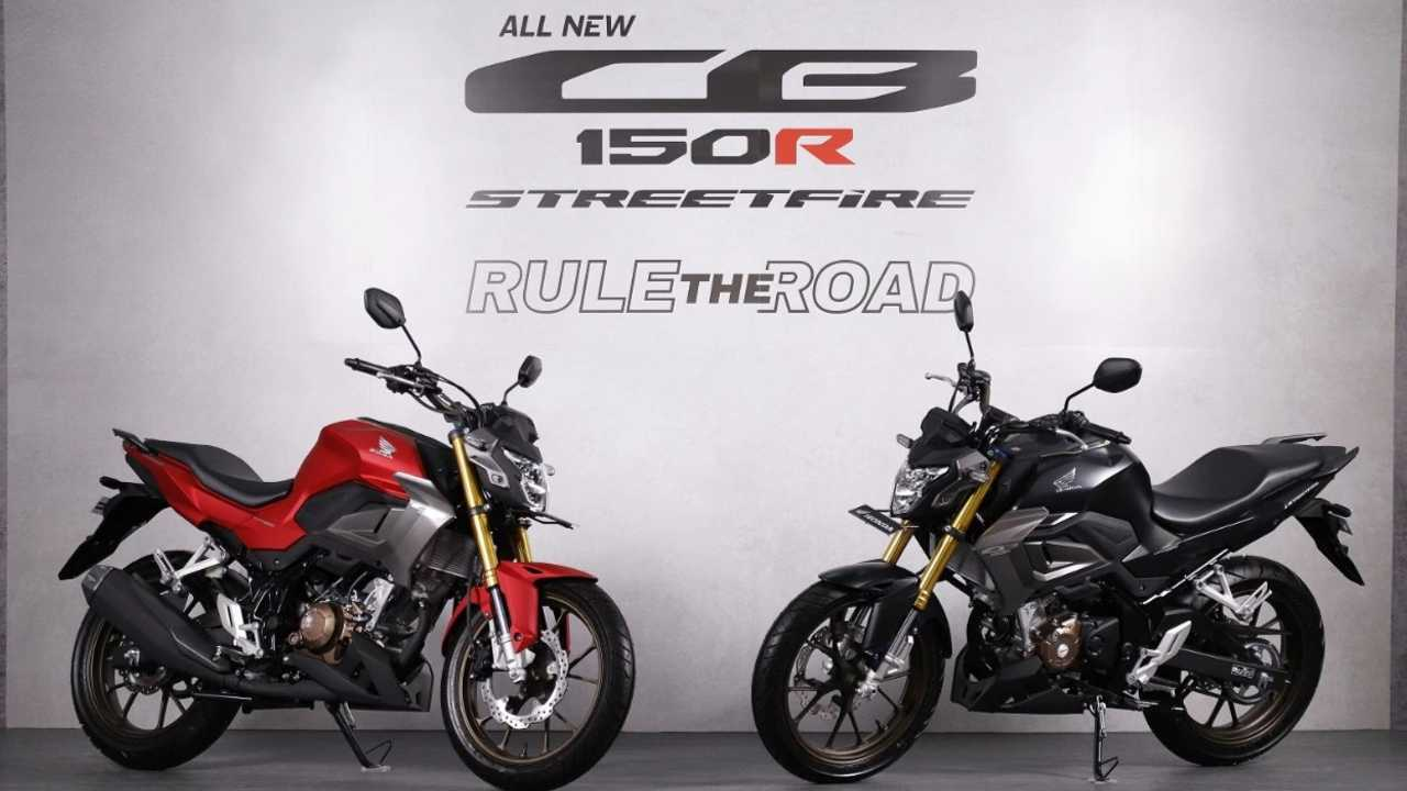 The Honda CB150R Streetfire Wants To Be Your Sporty Daily Commuter
