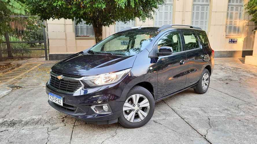 Avaliação Chevrolet Spin Premier 2022: Salvem as minivans