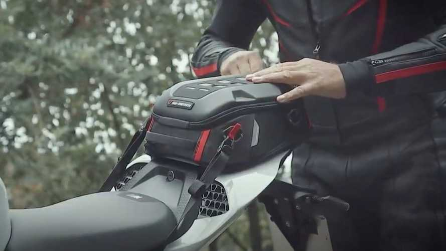 Tour In Style With SW-Motech's New Pro Tail Bags