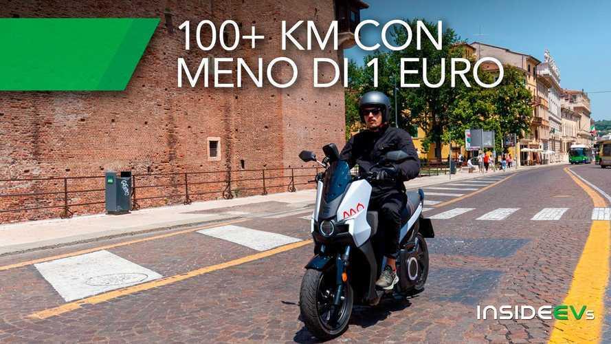 Seat MÓ eScooter 125: la prova video dello scooter elettrico