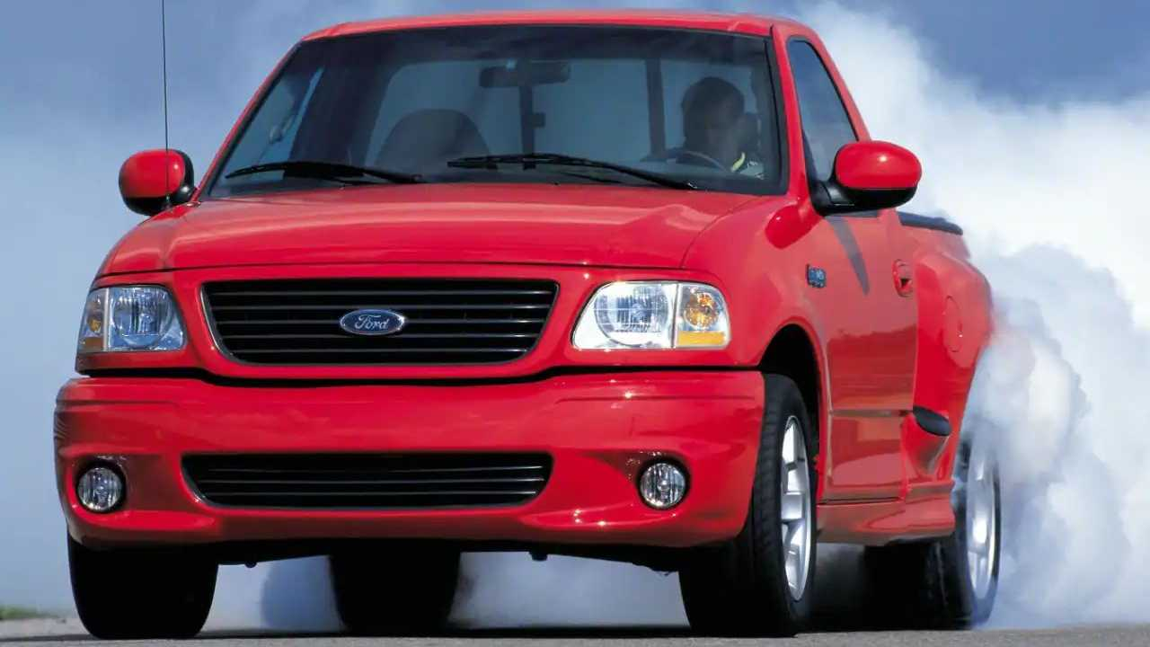 Ford's Electric F-150 Truck Will Resurrect The Lightning Name