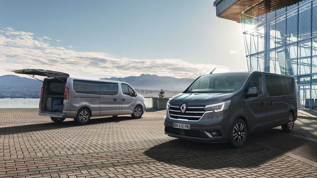 Renault Trafic Combi und SpaceClass (2021)