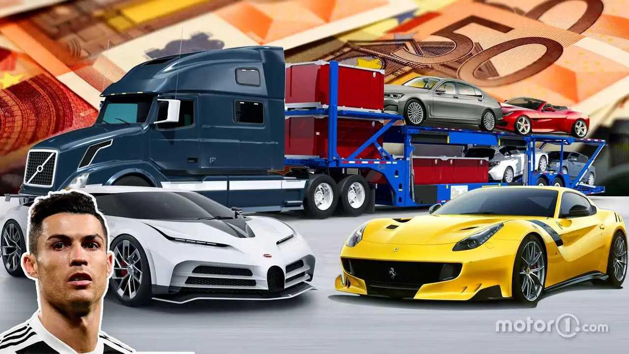 Quanto costa il trasporto privato di auto di lusso?